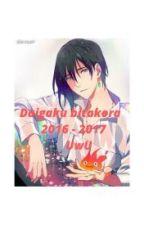 Daigaku bitakora 2016 - 2017 by AdaidAuroraDeJessBe4