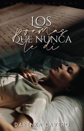 Los Poemas Que Nunca Te Di by Gianella1614