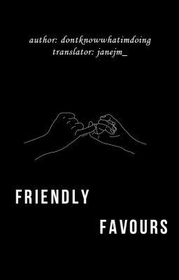 [Trans | KookMin] Friendly Favours