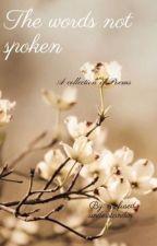 Spoken word poetry/slam poetry(The words not spoken) by confusedunderstandin