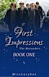 First Impressions ~ The Marauders cover