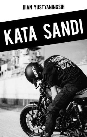 KATA SANDI  by DianYustyaningsih