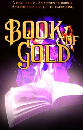 Book of Gold by Rubyleaf
