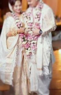The Arranged Wedding : a Love that defies the norms cover