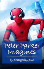 Peter Parker Imagines Book by thatgeekyemo