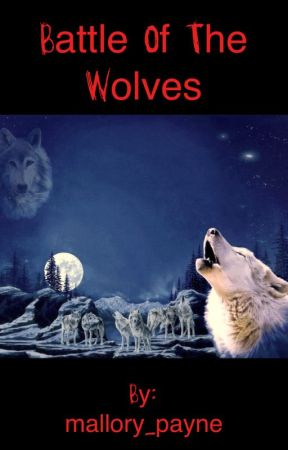 Battle Of The Wolves (The Slave That Is Eve Book Three) by mallory_payne