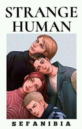 Strange Human by nabilayusefania