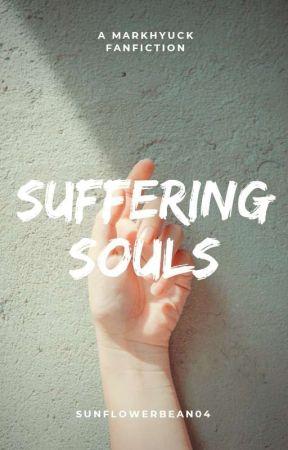 Suffering Souls ¦ Markhyuck by SunflowerBean04
