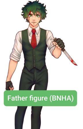 Father Figure (BNHA) by Bluogreensea