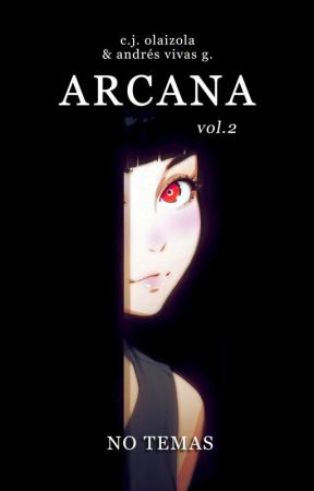 ARCANA (Vol. II) by cjoavg