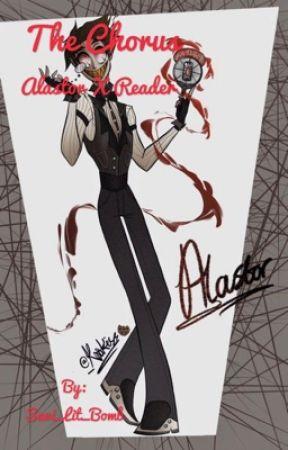 The Chorus |:| Alastor X (fem/deer)Reader by SavLitBomb
