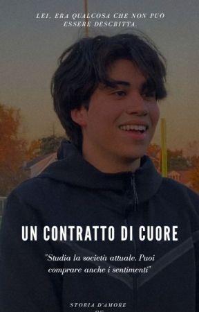 Un Contratto Di Cuore [COMPLETA] ||Mattia Polibio by _OcchiGhiaccio_