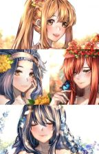 The Four Maidens by Asoome135