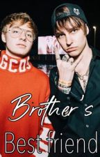 Brothers best friend| Colby Brock by sarcastic_colby
