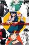 Izuku's multiverses cover