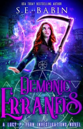 Demonic Errands by chandlermaid