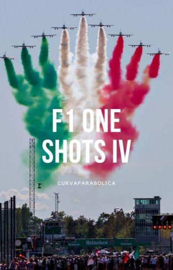 Formula 1 One Shots IV REQUESTS CLOSED