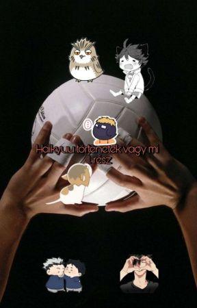 Haikyuu történetek vagy mi II.rész(kérések is jöhetnek) by Shiro_Tetsuro