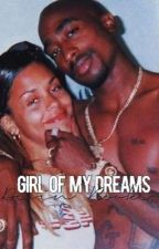 Girl of my dreams • D.book  by -drizzy