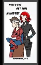 How'd You Get This Number? // mamaspider by superperce_lock