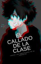 EL CALLADO DE LA CLASE ono-shot jirou x izuku by jesussosa2003