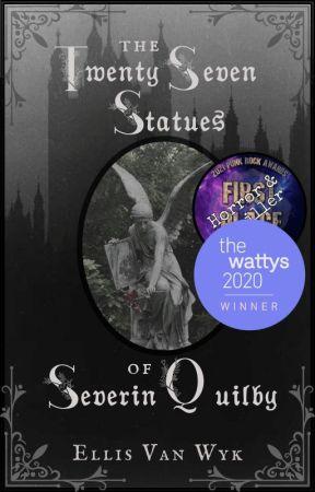 Severin Quilby 🥀 2020 Wattys Horror Winner by GrimmInker