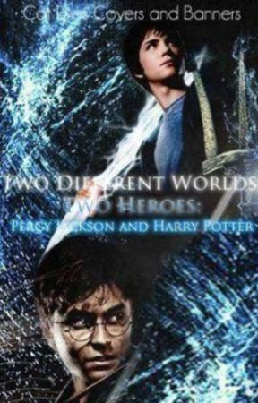 Percy Jackson Meets Harry Potter! by daengday