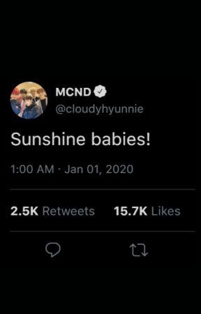 Sunshine Babies || {MCND} ✓ by Smoll_Fefe