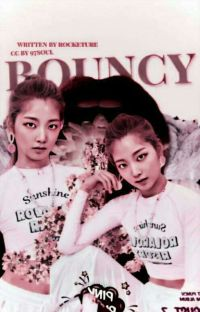 bouncy *:. graphic corner. cover