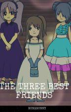 The three best friends ~ Pauze by Bunxbunny