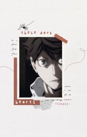 THESE DARK HEARTS | Tooru Oikawa (Murder of Crows) by tsukkki-
