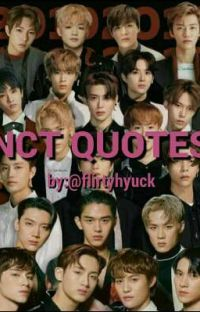 NCT QUOTES ❤  cover