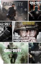 Call of duty preferences and One-shots by LoneWolf8990