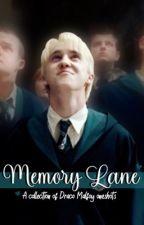 Memory Lane // Draco Malfoy x Reader Oneshots by ohgoditsmeagain