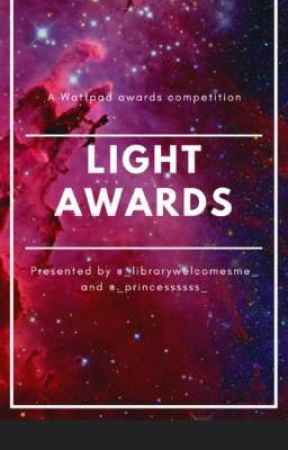 The Light Awards (DOUBTS) ✨ by _librarywelcomesme_