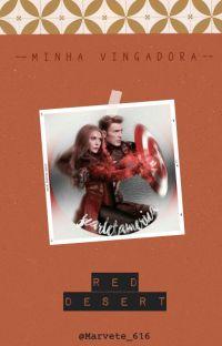 Minha Vingadora - Red Desert cover