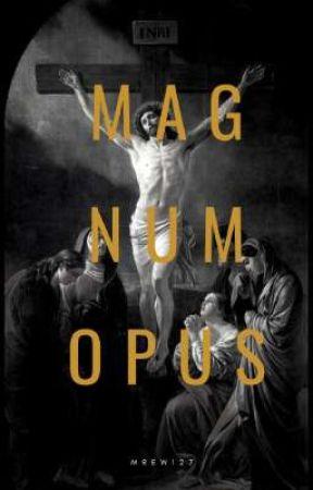magnum opus    taeten by mrew127