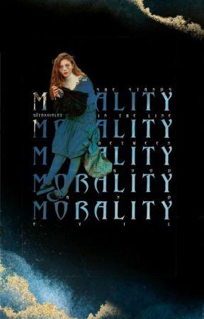 MORALITY ━ BRUCE WAYNE by uItrxviolet