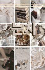 눈치   Nunchi - Lee Dong-wook by sloanesaysno