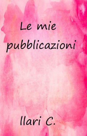 I miei libri pubblicati by IlariC