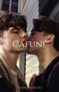 Cafuné   Texting bxb cover