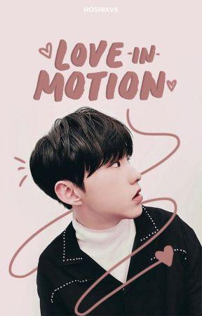 Love in Motion   Hoshi fanfic by gimbapjuseyo