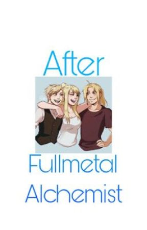 After Fullmetal Alchemist {EdxWinry} by improbablystumbling