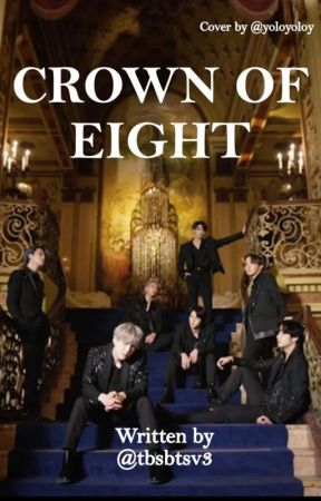 Crown of Eight | Bts royalty au by tbsbtsv3