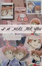 I'm Here For You (Kaoru x Reader) by SadBoyHours_Ranch