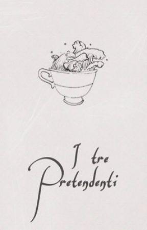 I tre Pretendenti - {Namjin} by DeboraRebai