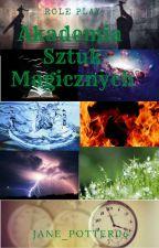 Akademia Sztuk Magicznych ROLE PLAY (RP) by Jane_Potter06