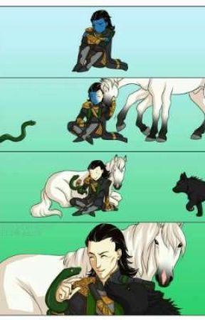 Los hijos de Loki.  by noobm6st9rr