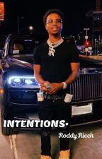 •intentions• Roddy Ricch  by therealteydondada