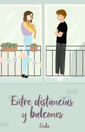 Entre distancias y balcones by giula_jpg